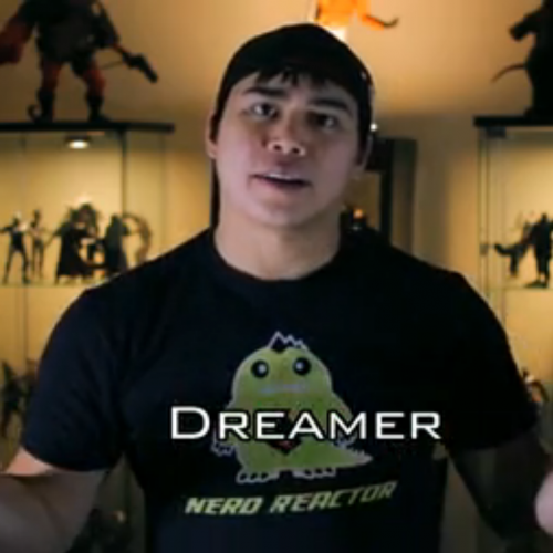 Nerd Reactor's David Hoang wants to be King of the Nerds!