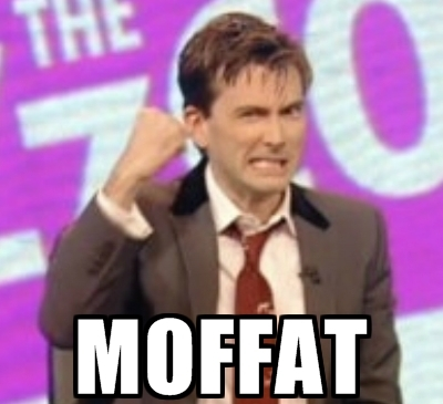 Doctor Who Moffat