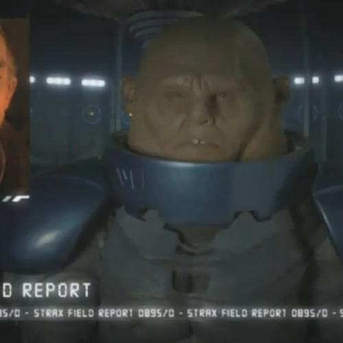 Doctor Who 50th: Strax reports on the Doctor's secret!