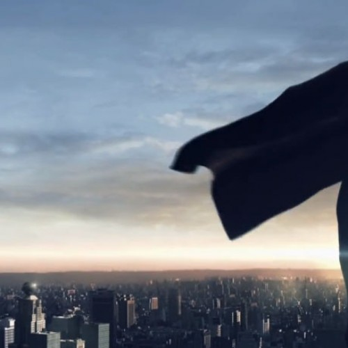 Here's a fan-made Man of Steel opening to hold you over for the real one