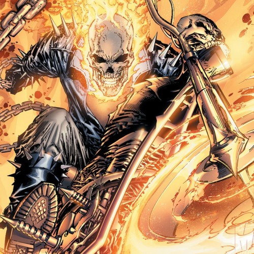 Ghost Rider finally returns to Marvel! Oh, and Ant-Man script re-write updates as well!