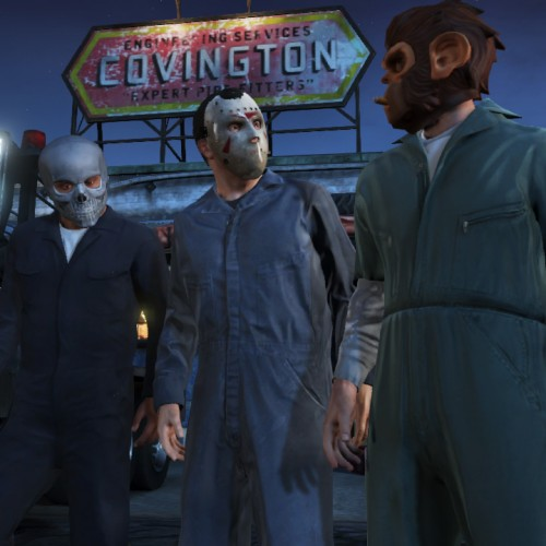 Contents of new Grand Theft Auto V Heist DLC leaked