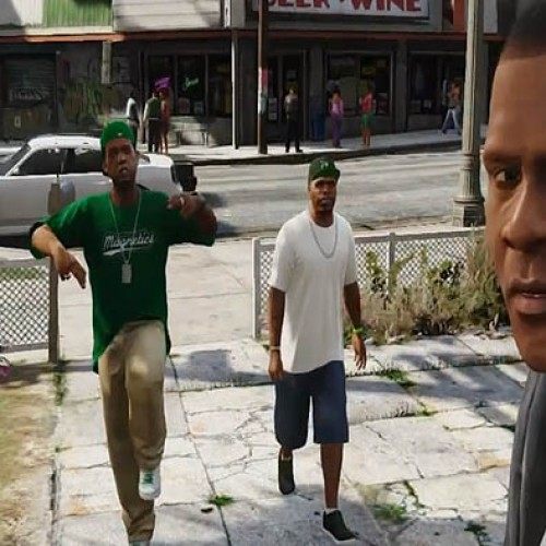 New leaked GTA V trailer features the gangs of Los Santos