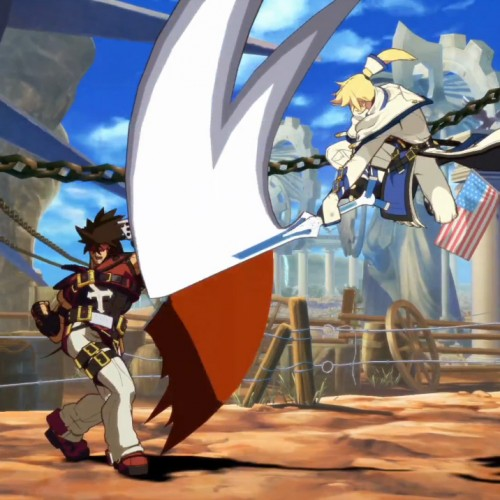 Guilty Gear Xrd -SIGN- announced to be in development