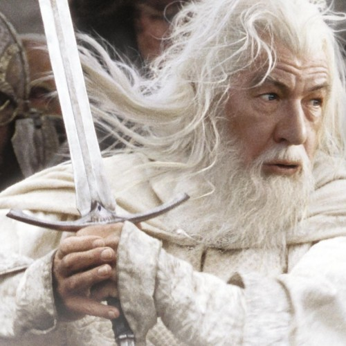 Gandalf's fellowship comprises of Robin Williams and Matthew Mcconaughey (video)