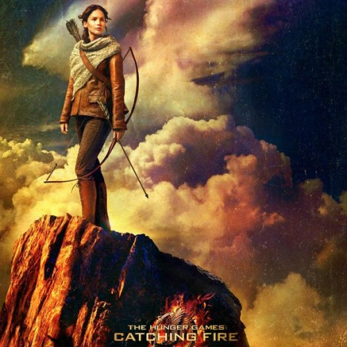 New The Hunger Games: Catching Fire poster
