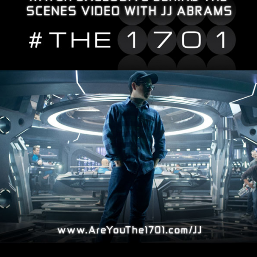 'Are You The 1701?' releases new stills and featurette