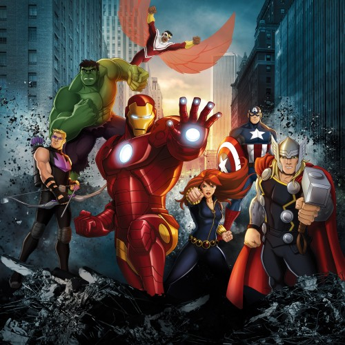 One-hour preview of 'Marvel's Avengers Assemble' this Sunday, MAY 26
