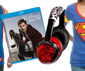 Nerd Reactor 20k fans superman wilfred wicked audio