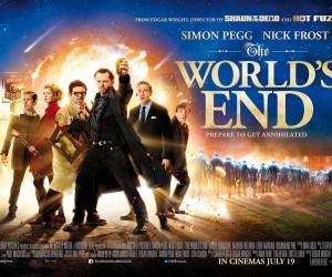 New Worlds End Poster
