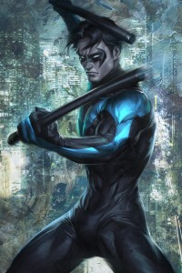Nightwing_Artgerm