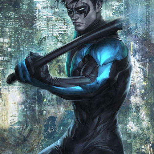Will we see Nightwing in the Superman vs. Batman film?