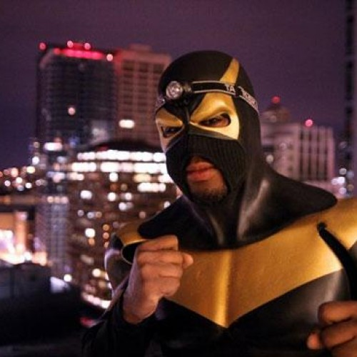 Score another for vigilante Phoenix Jones as Seattle PD backs down for May Day