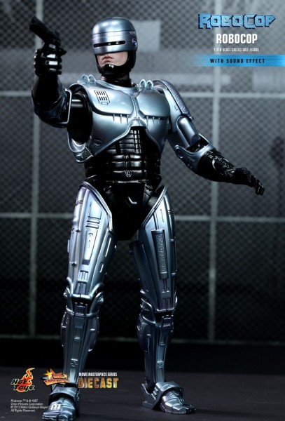 RoboCop Hot Toys - 02