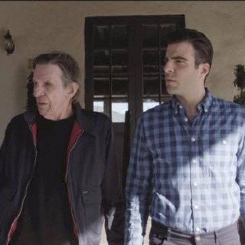 Greatest Audi commercial ever with the two Spocks