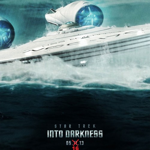 Star Trek Into Darkness date change!