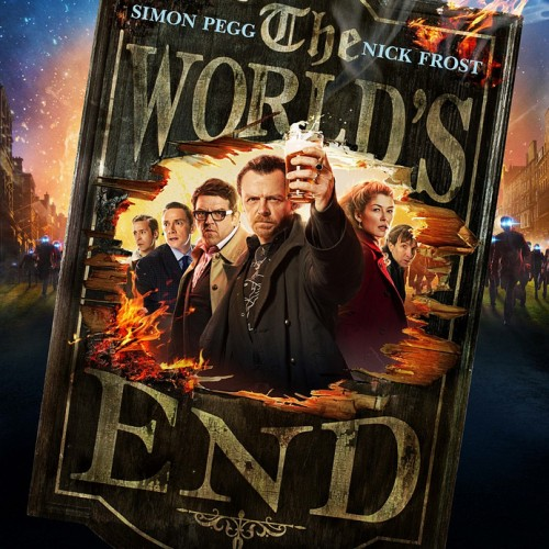 The World's End US trailer is finally here