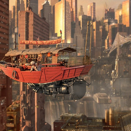 Flying Cars and Talking Apes: Five Far-Flung Futures of Cinema