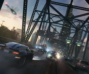 Watch Dogs_CarChase