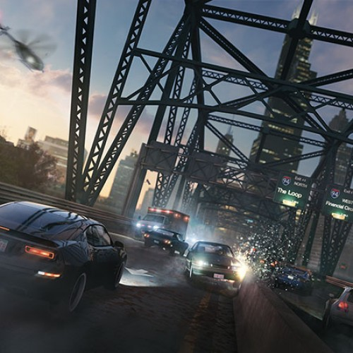 Watch_Dogs' E3 demo shows off car chases and mobile player integration