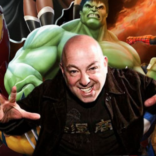 An interview with Brian Michael Bendis on Marvel Heroes, the free-to-play MMO