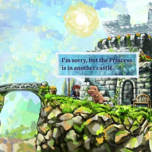 'Unwoven' – Video game poetry about Braid