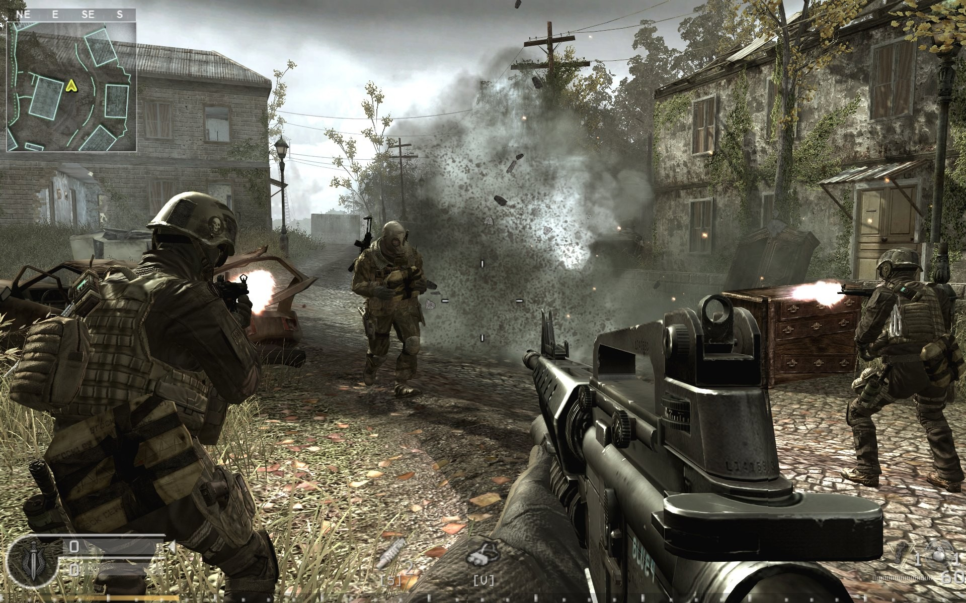 Why I hate first person shooters and from the looks of things you do too