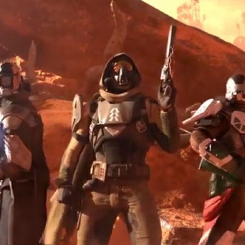 Bungie debuts trailer for Destiny