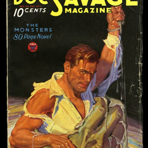 Sony Pictures confirms Shane Black to direct Doc Savage