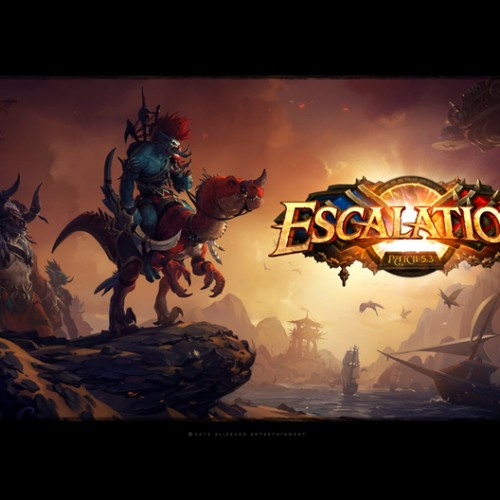 World of Warcraft Patch 5.3: 'Escalation'