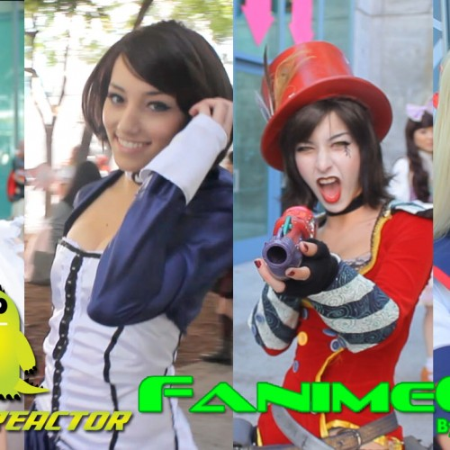 Fanime 2013 Cosplay Music Video