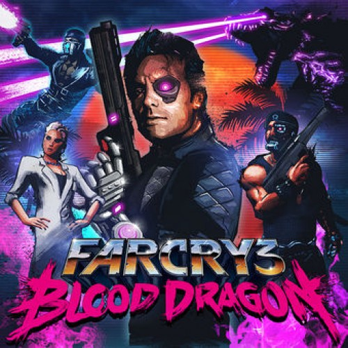 FarCry 3: Blood Dragon review – Gaming in 80s Style!