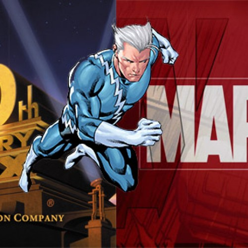 Fox gives Marvel the finger by including Quicksilver, Marvel should reply by including X-Men characters in Agents of SHIELD