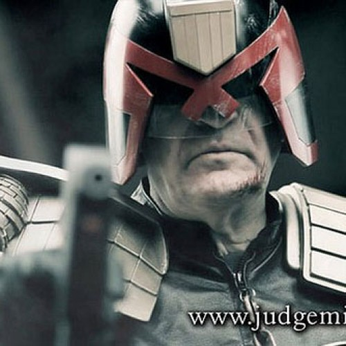 Judge Dredd fan film, Judge Minty, is all kinds of awesome