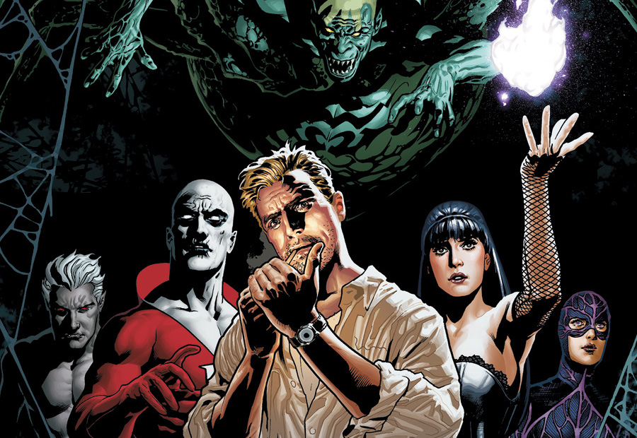 8-Minute Justice League Dark Sneak Peek Released