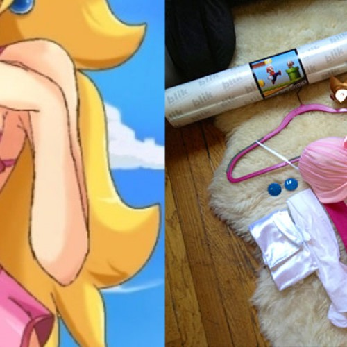 Is fundraising a cosplay outfit wrong?