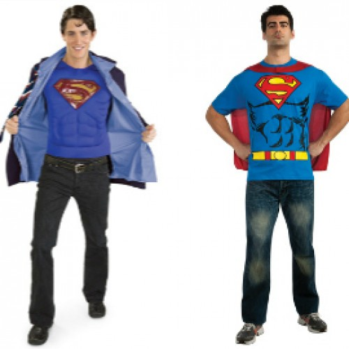 NR Contest: Superman Costume Giveaway