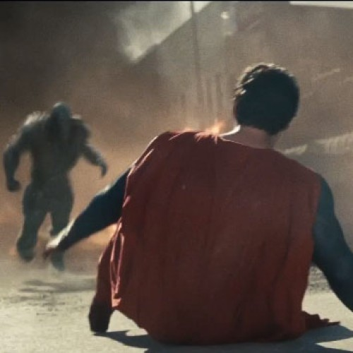 Latest Man of Steel trailer is action-packed with super punches and heat vision