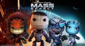 mass effect little big planet