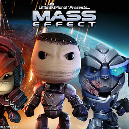 LittleBigPlanet 2 gets a Mass Effect DLC this week