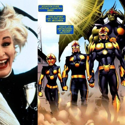 Cruella de Vil to be the leader of Nova Corp in Marvel's Guardians of the Galaxy