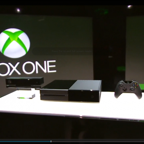 Xbox One features 500GB HDD, 8 GB of Ram and out this year