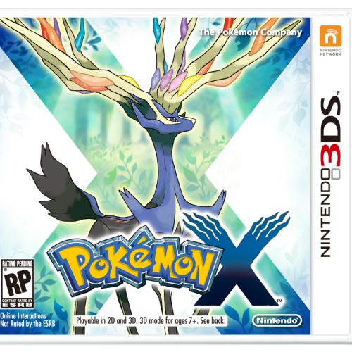 Pokemon X and Pokémon Y Trailer shows off new Pokemon