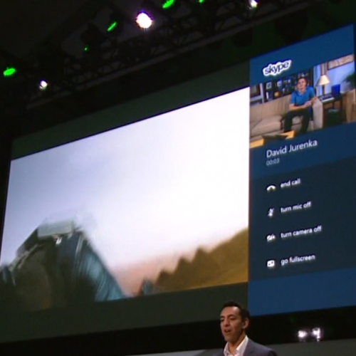 Xbox One will have Snap feature, run multiple apps at once including Skype
