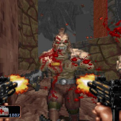 Classic game Shadow Warrior now free on Steam