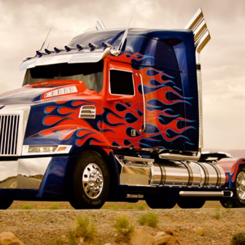 Transformers 4: Optimus Prime and two new autobots