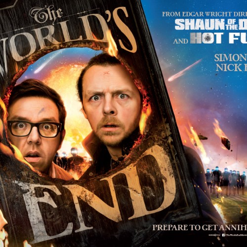 The World's End UK teaser is finally here!!!