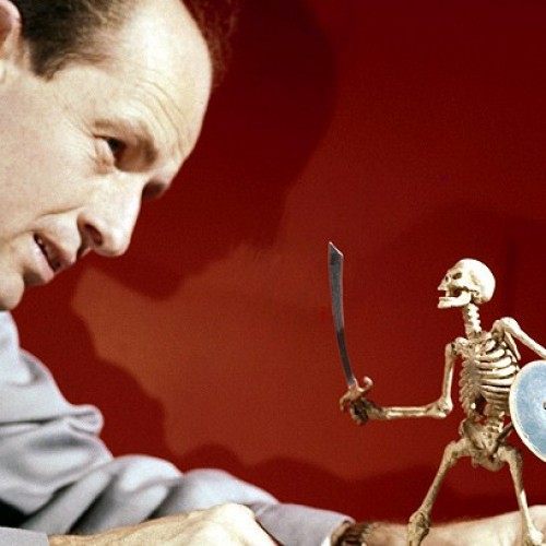 Stop motion gods: In memory of Ray Harryhausen