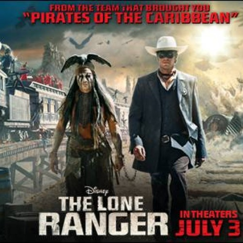 The Lone Ranger gets a fourth trailer