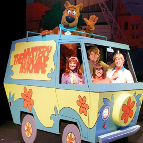 Scooby-Doo Live! Musical Mysteries review